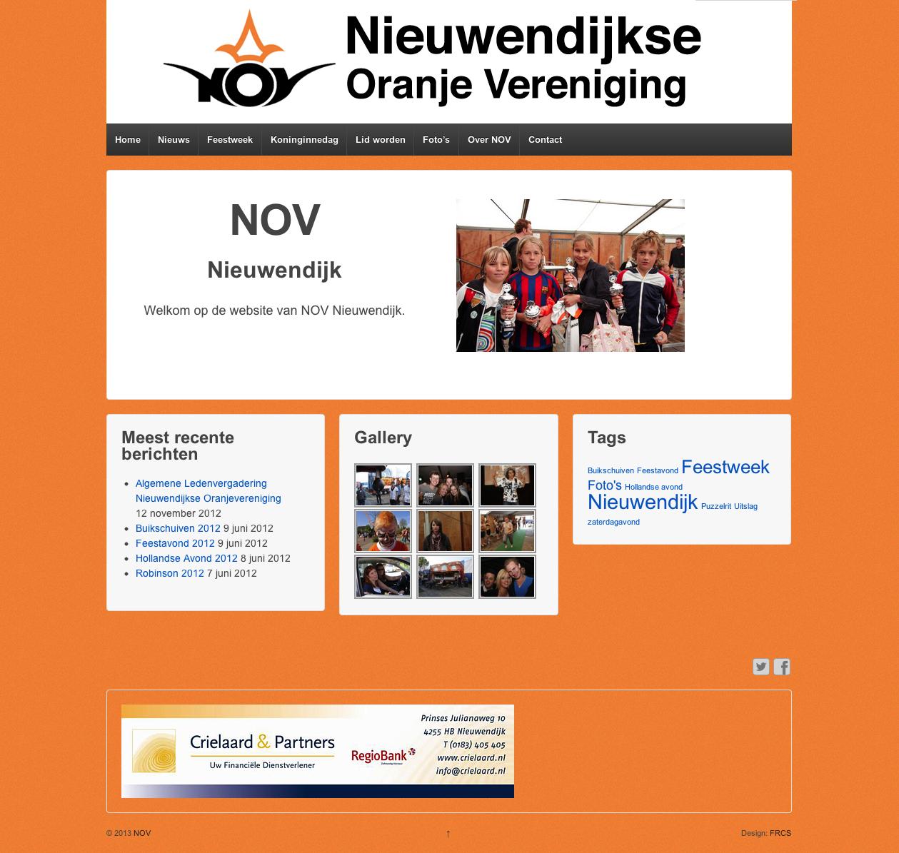 NOV Nieuwendijk